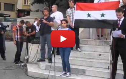 Une courageuse syrienne dévoile les desseins non déclarés de l'Occident en Syrie