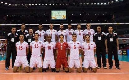 Coupe du monde de volley : La Tunisie essuie sa 4e défaite