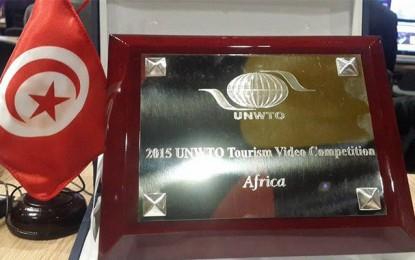 La Tunisie décroche le prix de la meilleure vidéo promotionnelle du tourisme (vidéo)