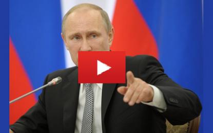 Poutine: «Obama et Hollande ne sont pas citoyens syriens»