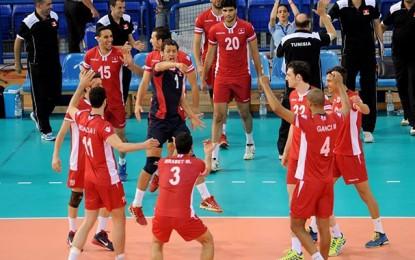 Coupe du monde de Volley : La Tunisie se classe dernière