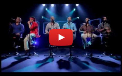 A cappella : Un groupe cubain fait merveille