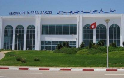 Tunisie : L'aéroport Djerba Zarzis fermera 2 fois par semaine pendant près de 2 mois