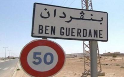 Ben Guerdane : Arrestation de 7 étrangers pour franchissement irrégulier de la frontière tuniso-libyenne