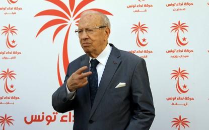 Crise de Nidaa Tounes : L'insupportable silence de Béji Caïd Essebsi