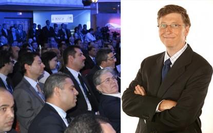 Bill Gates «attendu» aux Journées de l'entreprise à Sousse