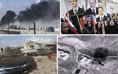 Syrie : L'armée de Bachar ne laisse pas de répit aux terroristes