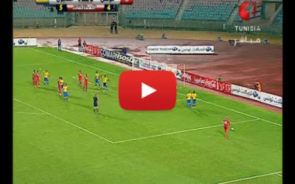 Buts du match Tunisie-Gabon (3-3)