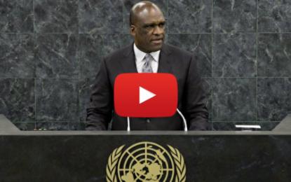 Un ancien président de l'Assemblée générale de l'Onu interpellé pour corruption