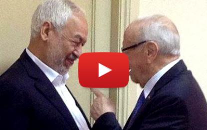 A. Massôudi: Essebsi et Ghannouchi sont les seuls qui gouvernent!
