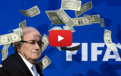 Fifa: Blatter et Platini suspendus !