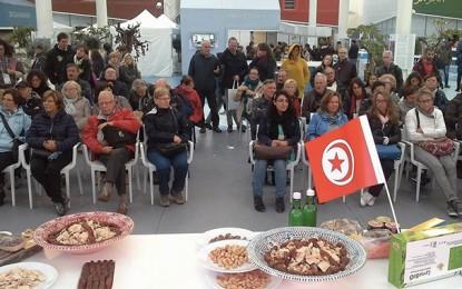 Festival des dattes au pavillon Tunisie de l'Expo Milan