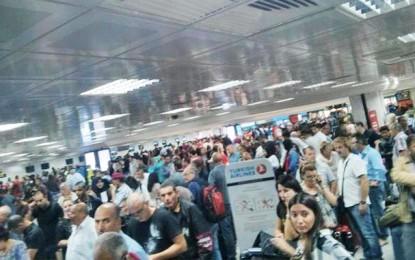 Tunisair dément toute panne technique à l'aéroport Tunis-Carthage