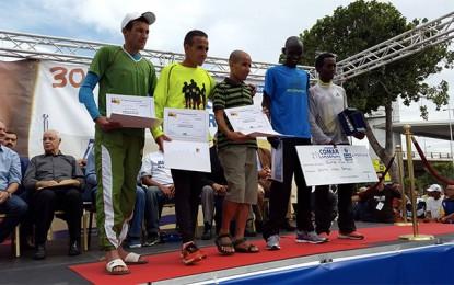 L'Erythréen Hadgu remporte le 30e Marathon Comar