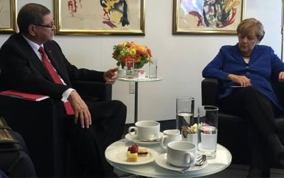 Habib Essid en Allemagne les 4 et 5 novembre