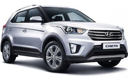 Auto : Hyundai lance son nouveau SUV compact Creta