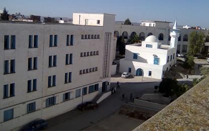 Tunis : Des étudiants de l'IPEIT protestent contre les braquages