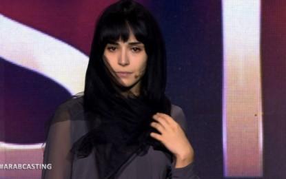 Jelila Chaouachi aux demi-finales de l'Arab Casting (vidéo)