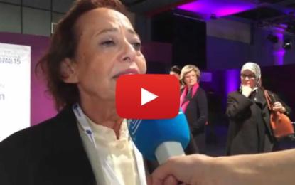 K. Madani: La femme tunisienne s'est battue contre l'obscurantisme