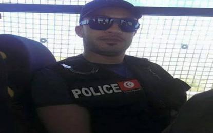 Décès d'un policier accompagnant Majdoline Cherni