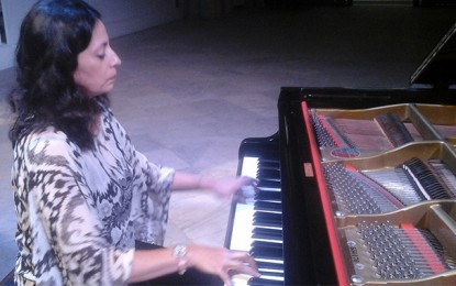 Octobre Musical: Marcella Roggeri, l'Argentine sans le tango