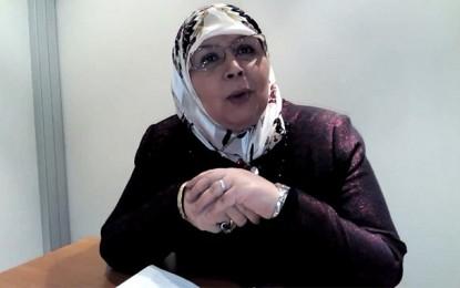 Meherzia Laabidi : Le «cadeau» de Nidaa Tounes aux Tunisiennes
