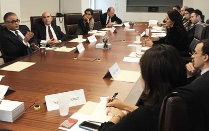 Bilan de la visite de Mohsen Marzouk au Etats-Unis