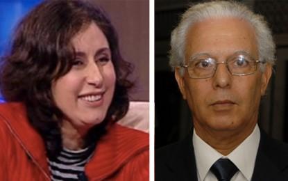 Olfa Youssef rend hommage à Mohamed Salah Ben Aissa