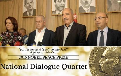 Nobel de la Paix au Quartet : Une gifle à la Troïka !