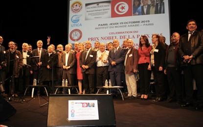 Le Prix Nobel du Quartet célébré à l'IMA-Paris