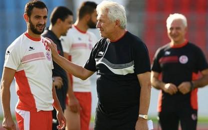 Sélection Tunisie: Liste des joueurs convoqués pour la Chan 2016