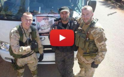 Soldats russes en Syrie: «Nous irons jusqu'au bout»