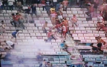 Stade de Rades : Les dégâts du derby CA-EST estimés à 40 MD