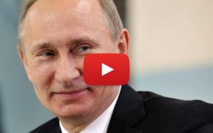 Syrie: Le président russe surnommé «Abou Ali Poutine»