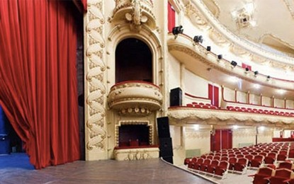 Théâtre municipal de Tunis : Bientôt un ascenseur pour les handicapés