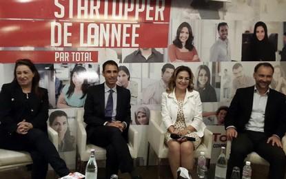 Total lance le concours du «Startupper de l'Année»