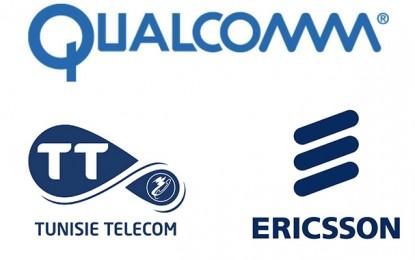 Tunisie Telecom et Ericsson renforcent leur partenariat dans la 4G