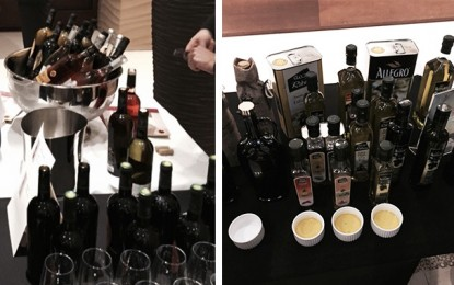 Promotion de l'huile d'olive et des vins tunisiens aux Pays-Bas