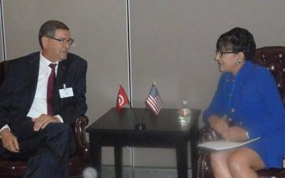 Le 2e round du dialogue stratégique Tunisie-Etats Unis le 13 novembre 2015