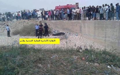 Gabès : Le corps d'un homme repêché dans un cours d'eau