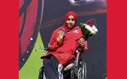 Mondial Handisports : Marwa Brahmi décroche l'Or