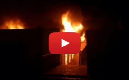 Cisjordanie: Le tombeau de Joseph incendié!