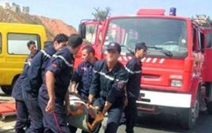 El-Fahs : 4 morts et 1 blessé dans un accident