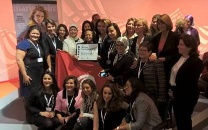 Khedija El-Madani gagne le prix Women for Change (vidéo)