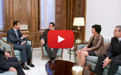 Syrie: 3 députés français brisent le silence!