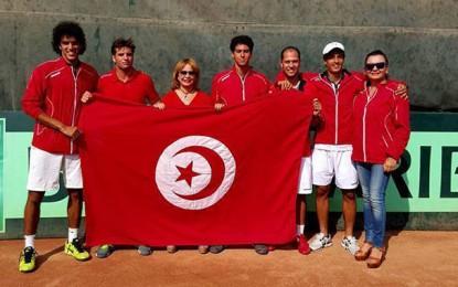 Coupe Davis : La Tunisie accède au Groupe 2 avec un sans-faute
