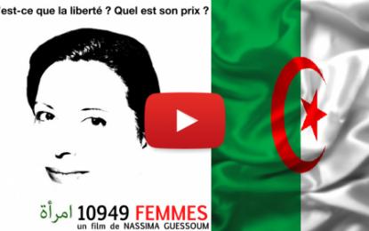 La femme algérienne à l'honneur pour son héroïsme