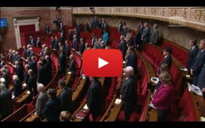 Attentat de Tunis: Les députés français observent une minute de silence