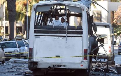 Tunisie : Clôture de l'enquête sur l'attentat contre la garde présidentielle