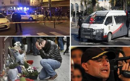 Des attentats de Paris et de Tunis et des rapports entre Orient et Occident